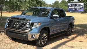 Is the Tundra a truck or a luxury vehicle that can work? [Video]