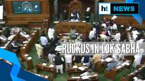 Lok Sabha Speaker Om Birla asks MPs not to storm well of the house [Video]