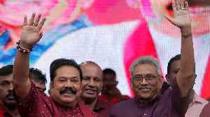 Sri Lanka's new president picks brother Mahinda Rajapaksa as PM [Video]