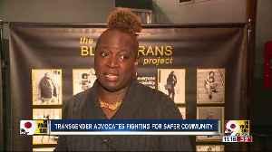 Vigil in OTR mourns victims of anti-transgender violence [Video]