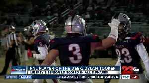 23FNL Player of the Week: Dylan Tooker [Video]