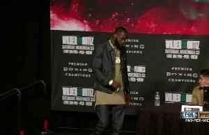 WBC heavyweight champ Wilder set for rematch against Ortiz [Video]