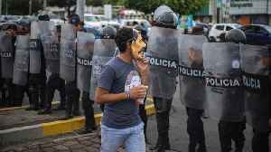 Cathedral siege ends as UN urges Nicaragua to end repression