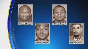 4 Suspects In Deadly New Jersey High School Football Game Shooting Due In Court [Video]