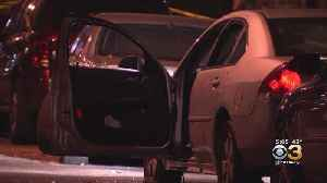 Man In Parked Car Shot Multiple Times In Cobbs Creek [Video]