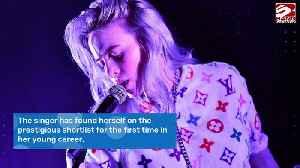 Billie Eilish gets first Grammy Award nominations [Video]
