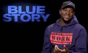 'Blue Story': Exclusive Interview With Rapman, Khali Best, Junior Afolabi Salokun & Eric Kofi-Abrefa [Video]