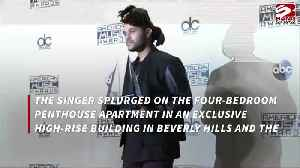 The Weeknd buys 25m bachelor pad [Video]