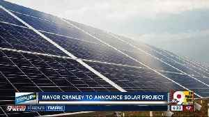 Mayor to announce new plan to power CIncinnati [Video]