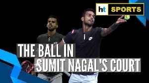 'People recognise me after Roger Federer match': Sumit Nagal [Video]