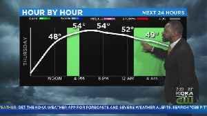 KDKA-TV Morning Forecast (11/21) [Video]