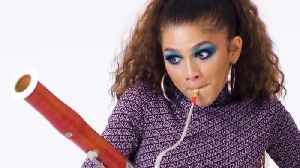 Zendaya Tries 9 Things She's Never Done Before [Video]