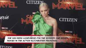 News video: Pom Klementieff joins Mission: Impossible 7 and 8 cast