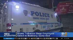 Update On Deadly Shooting At Tobacco Shop [Video]