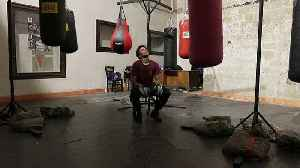 Watch: Youth boxing at Naples church keeps boys from life of crime [Video]
