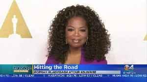 Trending: Oprah Winfrey Tour [Video]