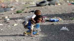 At least 12 million children suffering in Yemen war [Video]