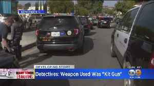 Unregistered 'Kit Gun' Used In Saugus High Shooting, Deputies Say [Video]
