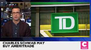 Charles Schwab Is in Talks to Buy TD Ameritrade [Video]
