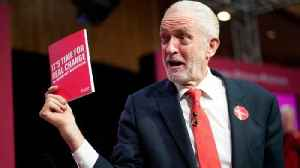 News video: What's in Labour's 'radical' manifesto?