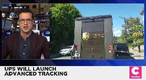 UPS to Launch a Service That Tracks Medical Packages in Real Time [Video]