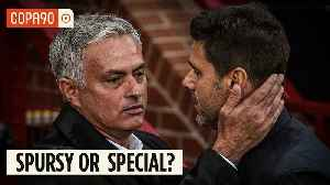 Poch Out, Mourinho In: Spursy or Special for Tottenham? [Video]