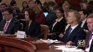 Trump Impeachment Inquiry Hearings Continue [Video]