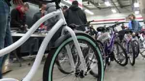 Coming up Friday: CASY and WTHI team up for Bikes for Tykes drive [Video]