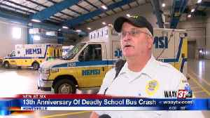 'Certain calls that you will never forget:' Huntsville rescuer revisits deadly Lee High School crash [Video]