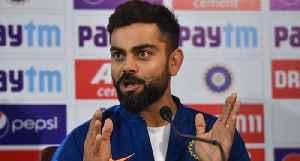 India vs Bangladesh : Virat Kohli addresses media ahead of 2nd Test match in Kolkata | OneIndia News [Video]