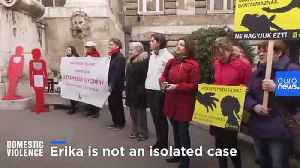 Watch: The difficult quest for justice of Hungary's victims of domestic violence