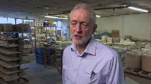 News video: Corbyn: Referendum plan shows 'respect' for people