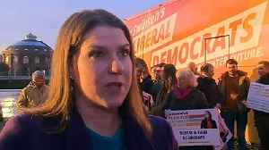 Swinson: We're giving people a very clear choice on Brexit [Video]