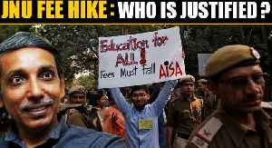 JNU protests over fee hike: Are the students justified in objecting? [Video]