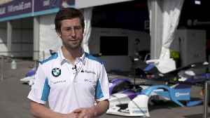 Formula E - 2019 SAUDIA Diriyah E-Prix - Alexander Sims Preview [Video]