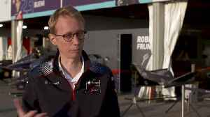 Formula E - 2019 SAUDIA Diriyah E-Prix - Interview Sylvain Fillipi, Managing Director, Envision Virgin Racing [Video]