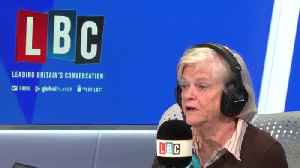 Caller asks Ann Widdecombe: what'll make my life better after Brexit? [Video]