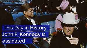 This Day in History: John F. Kennedy Is Assassinated [Video]