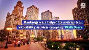 The 10 Best US Cities for Taking a Walk [Video]