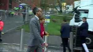 Nicola Sturgeon arrives for BBC Election Debate [Video]