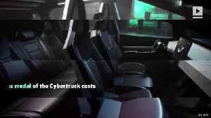 Elon Musk Unveils the New Tesla Cybertruck [Video]