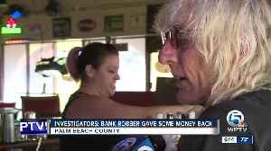 73-Year-Old West Boca Man Accused of Robbing Bank [Video]