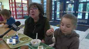 Anonymous Donor pays off students' lunch debt [Video]
