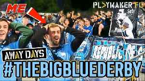 Away Days | 'The Big Blue Derby' - Experiencing Australia's biggest derby with the Ultras [Video]