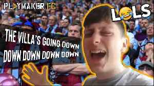 LOLs | Wolves fan mocks Villa's chances of avoiding relegation with hilarious song [Video]
