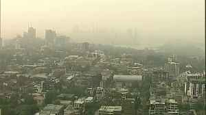 Bushfires put Sydney among worst-polluted cities [Video]