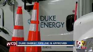 State board approves Duke gas pipeline to run through Hamilton County [Video]