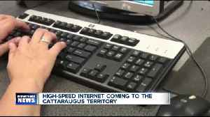 Closing the digital divide on the Cattaraugus Territory with a broadband network initiative [Video]