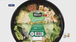 News video: Packaged Salad Products Recalled