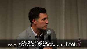 Horizon Media's Campanelli: 'First-Party Data Is the Holy Grail' [Video]
